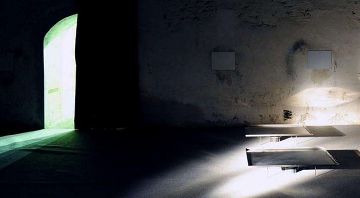 Instalación sonora, Mikel Arce 2004. Cortesía del artista.