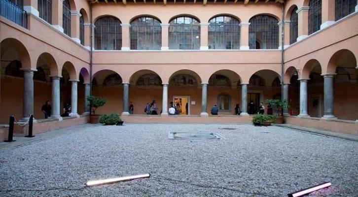 Vista de la Academia de España en Roma.