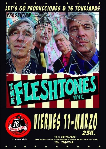CARTEL-The-Fleshtones-16 Toneladas