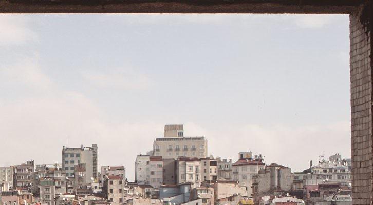 Inside Istanbul, Eduardo Marco, 2012. Cortesía de la galería.