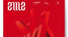 """EME magazine nº 4 """"MIXTURA"""", 2016. Cortesía de la revista."""