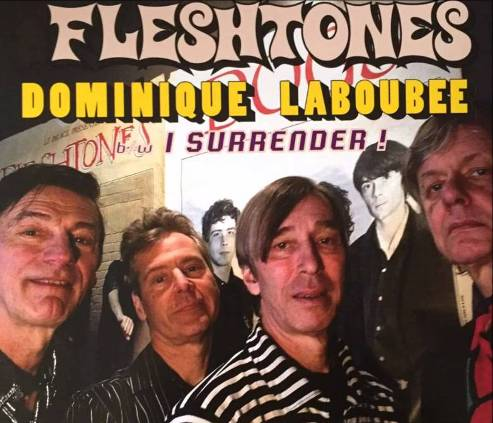 Fleshtones - portada último single