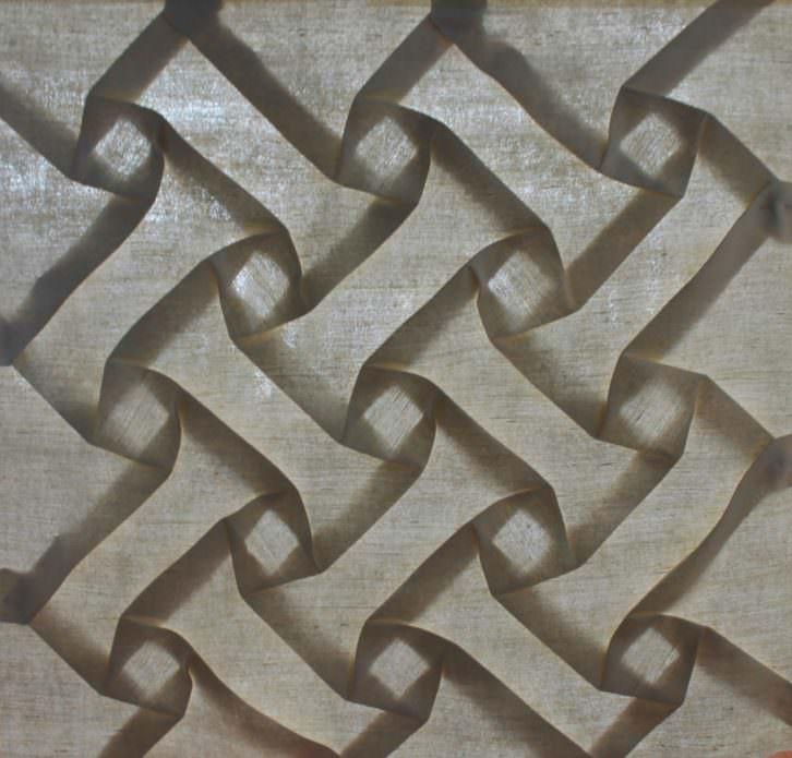 Imagen de la obra 'Juego de Dominó II', presente en la exposición. Fotografía cortesía del artista.