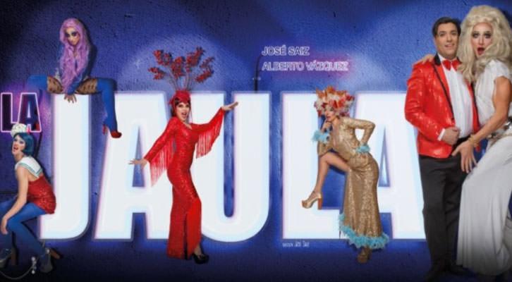 Imagen promocional de 'La jaula de grillos'. Imagen cortesía de Teatre Flumen.