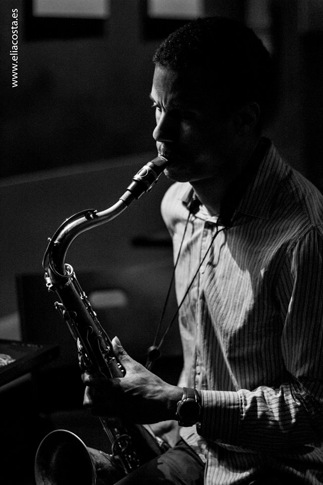 El saxofonista Mark Turner. Fotografía de Elia Costa por cortesía de Jimmy Glass.