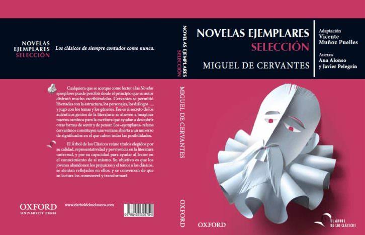 Miguel de Cervantes por Vicente Muñoz Puelles.