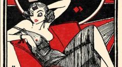 Detalle de una de las portadas de El Nadir.