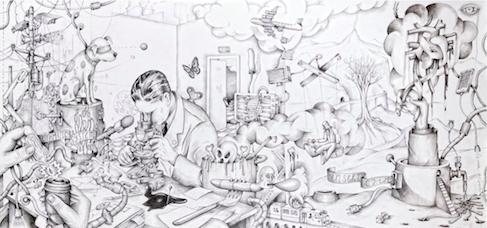 Xavier Monsalvatje. Asthmatic System 2, 2015