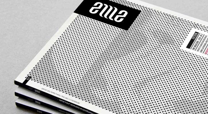 """EME magazine nº 2 """"PATTERN"""", 2014. Cortesía de la revista."""