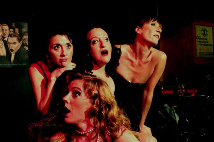 Gipsy Cabaret. Imagen cortesía de Sala Russafa.