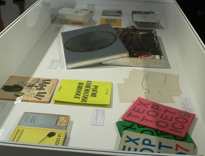 Salt de pàgina. El libro de artista en la colección UPV. Imagen Sansón Carrasco.