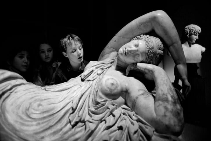 'El sueño de Ariadna', de Cristina García Rodero. Fotografía cortesía del Instituto Cervantes.