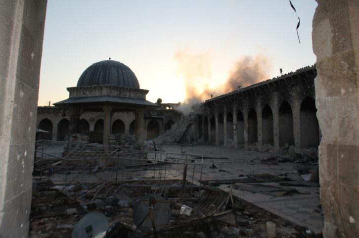 Imagen de Aleppo.