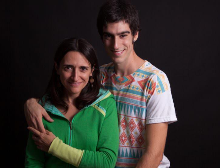Muriel Villanueva y Roger Coch. Imagen cortesía de los autores.
