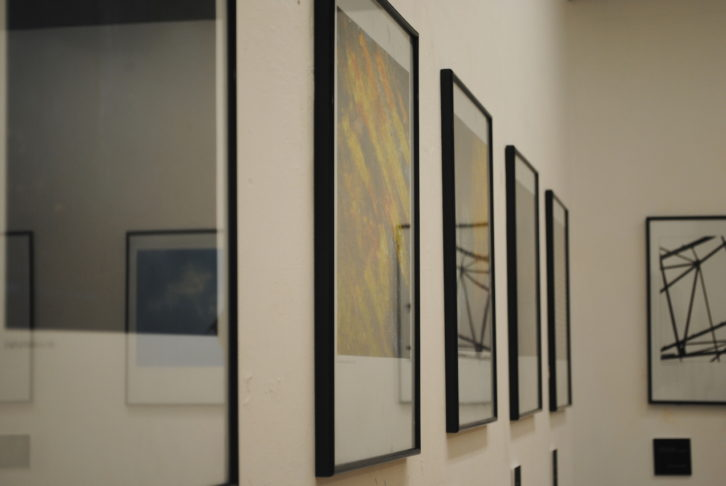 Vista general de algunas piezas. Fotografía: María Ramis.
