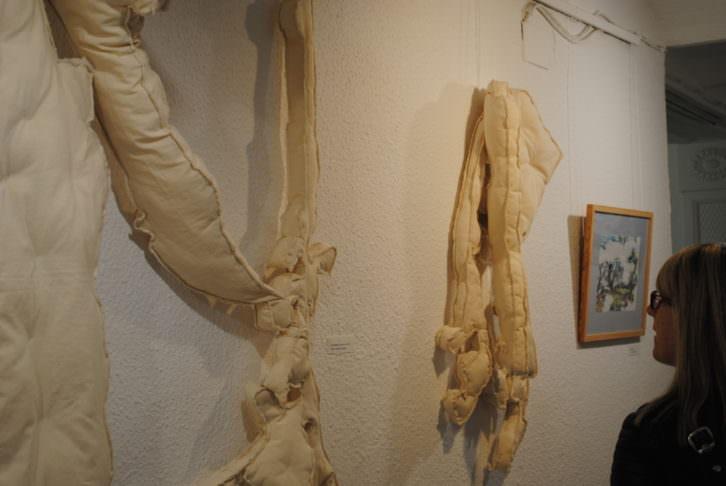 Esculturas 'Retallables' de Lola Mas Hernández