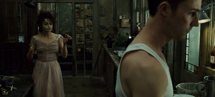Fotograma de 'El club de la lucha', de David Fincher.