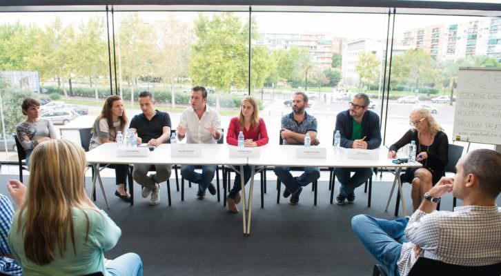 Imagen de presentación del proyecto europeo Under25. Fotografía cortesía de los organizadores.