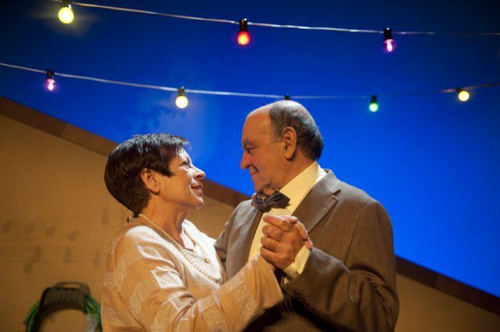 Escena de Jordi i Lola, de Ximo Llorens. Imagen cortesía de Teatre Micalet.