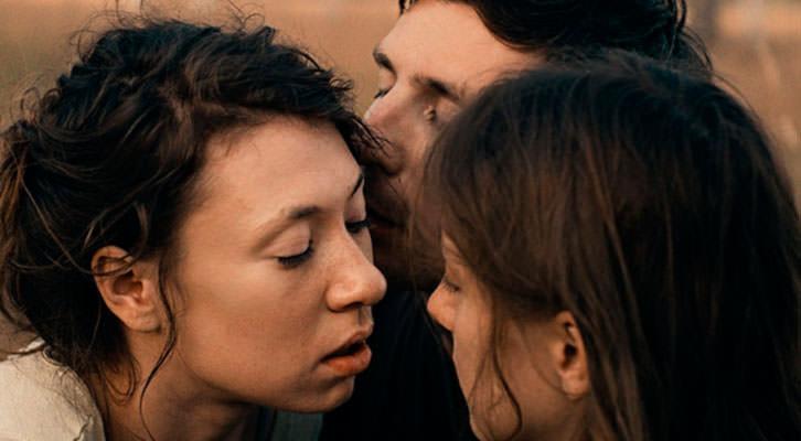 Fotograma de Mala Slutzcki. Imagen cortesía de La Filmoteca.