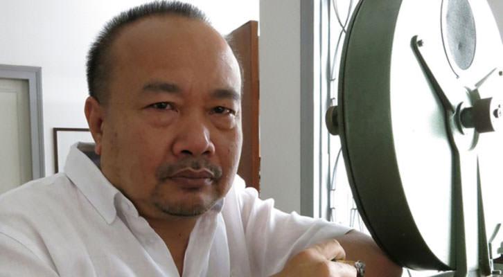 El cineasta camboyano Rithy Panh. Imagen cortesía de Cinema Jove.