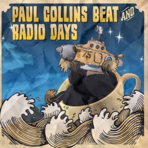Paul Collins Beat - Radio Days Split 7