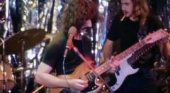 Fotograma del documental 'Roxy', de Frank Zappa. Fotografía cortesía de los organizadores.