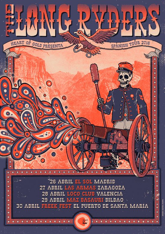 cartel gira long ryders