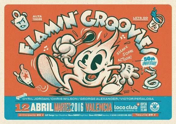 cartel loco flamin groovies 2