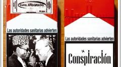 Imagen del fanzine 'Conspiración', último número de Papel Engomado. Fotografía cortesía de la galería.