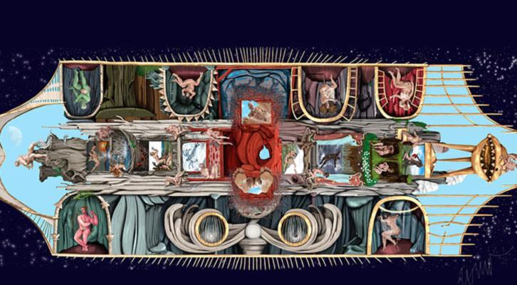 Michelangelo con rúbrica de Zanolari en Kir Royal