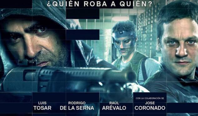 Cartel de la película '100 años de perdón', de Daniel Calparsoro.