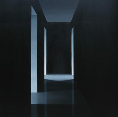 Interior geométrico, de Mónica Dixon. Imagen cortesía de la organización.