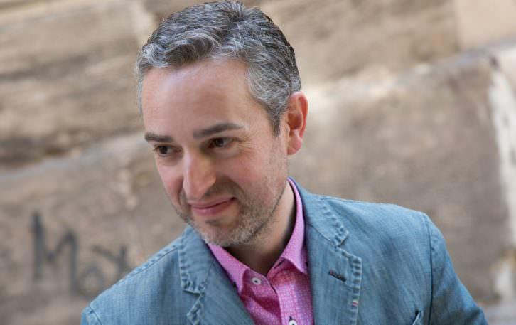 José Luis Pérez Pont. Fotografía: Fernando Ruiz.