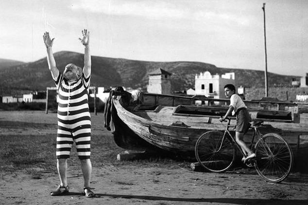 Calabuch, de Luis García Berlanga. Imagen cortesía de la Filmoteca de Valencia.