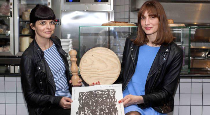 Inma Garía y Meritxell Barberá, directoras del Festival 10 Sentidos. Fotografía: Fernando Ruiz.