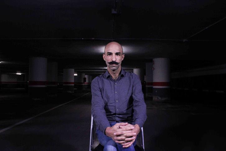 Jesús Carrasco. Fotografía de Elena Blanco.