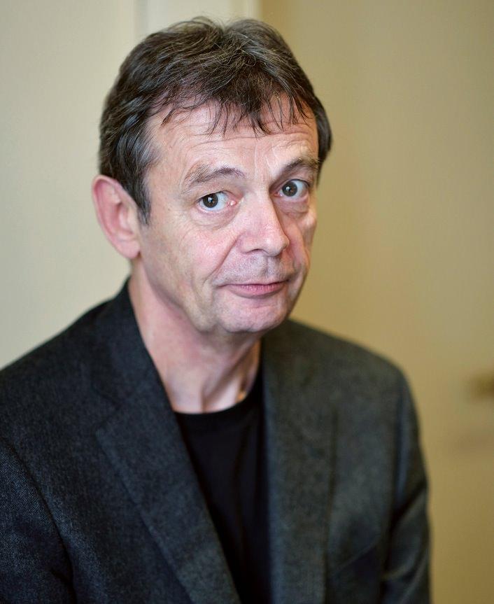 Pierre Lemaitre. Imagen cortesía de VLC Negra.