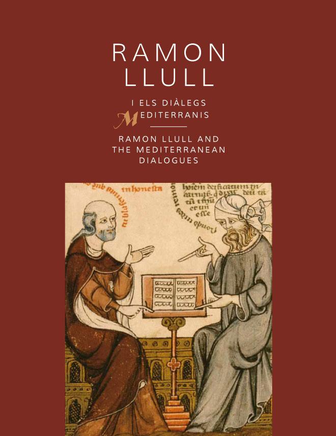Cubierta del libro sobre Ramón Llull.