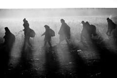 Imagen de Marko Risovik, perteneciente a la exposición 'Refugiados'. Fotografía cortesía del festival.