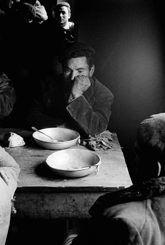 El pan a secas, de Carlos Saura en 'España años 50'. Imagen cortesía de Círculo del Arte.
