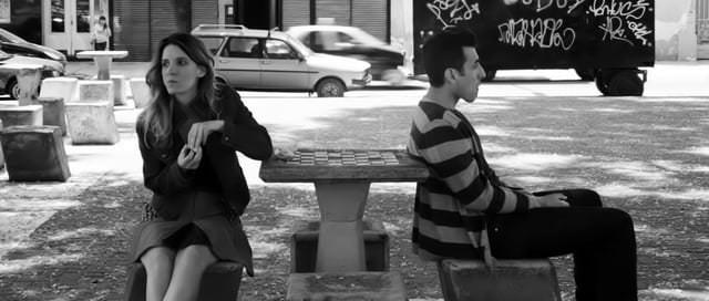 Aburrimiento, de Gabi Ochoa. Imagen cortesía del Institut Valencià de Cultura.