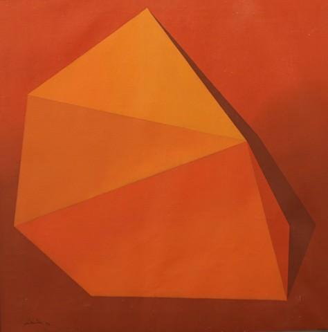 Obra de Joaquín Michavila. Imagen cortesía del Círculo de Bellas Artes de Valencia.