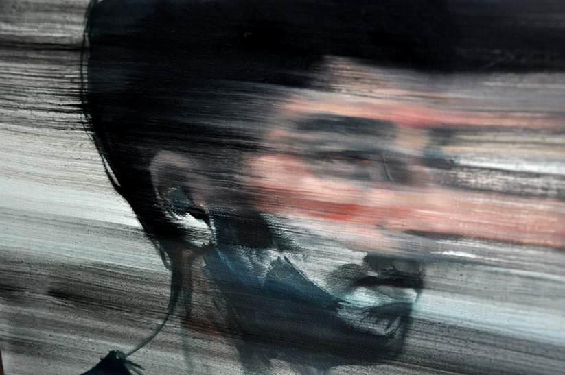 Obra de Paula Bonet. Imagen cortesía de Galería Pepita Lumier.