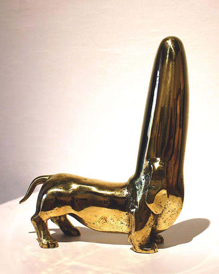 'My friend'. Imagen cortesía de la galería.