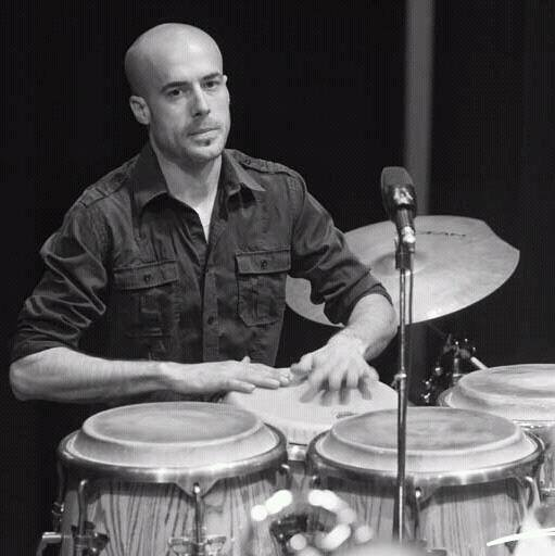 Carles Llidó en uno de sus solos en una imagen de archivo.