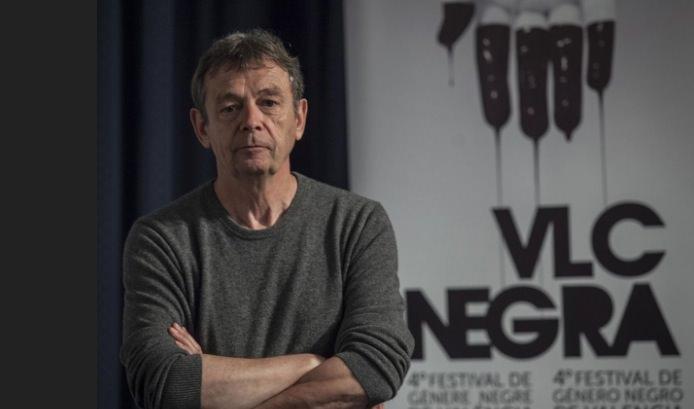 Pierre Lemaitre en Valencia Negra.