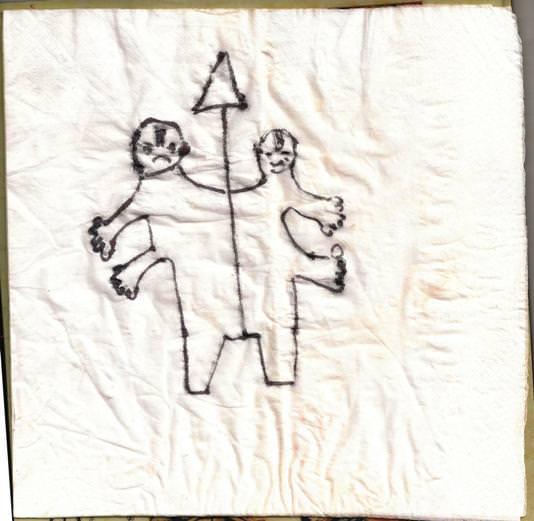 La servilleta makma