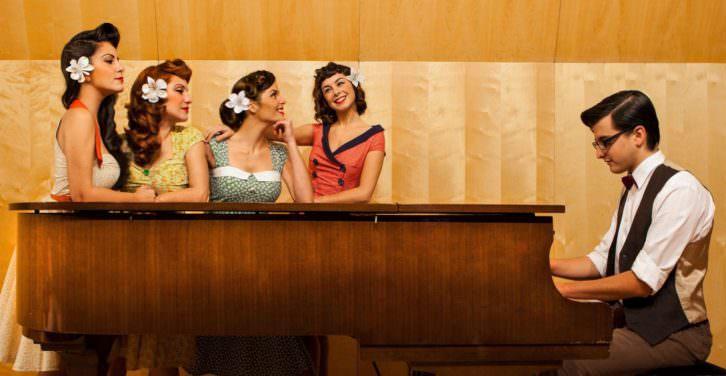 Domisol Sisters. Imagen cortesía del Festival de Jazz de Valencia.