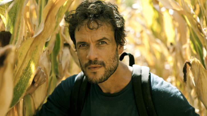 Daniel Grao en un fotograma de 'Fin', de Jorge Torregrosa.